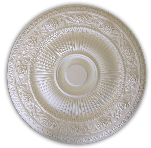 Ceiling Medallion Polyurethane Decorative Fdcu 7177