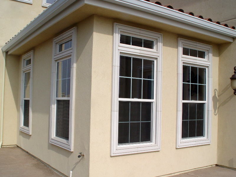 Bertylrecipe blog for Exterior window trim design