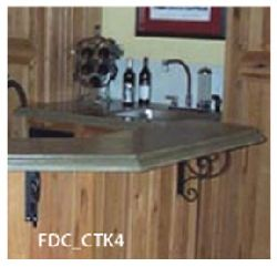 Counter Top Form Kit
