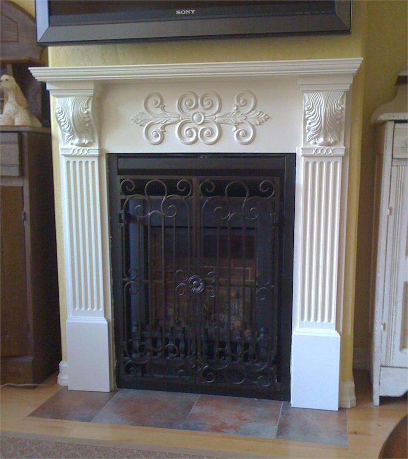 Pilaster Corbel Fireplace Corbel Fdccb 1029
