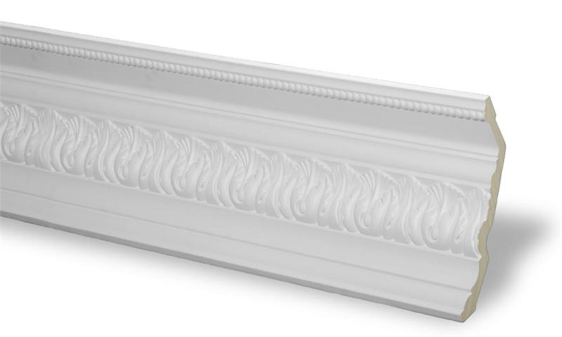 Architectural Molding Product : Crown molding polyurethane decorative fdc