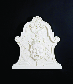 polyurethane decorative neptune plaque fdc 863. Black Bedroom Furniture Sets. Home Design Ideas