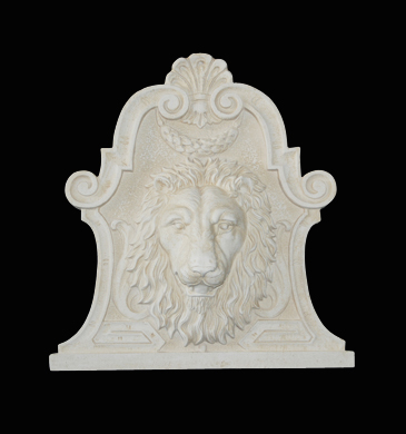 polyurethane decorative 36 leo lion head plaque fdc 864. Black Bedroom Furniture Sets. Home Design Ideas